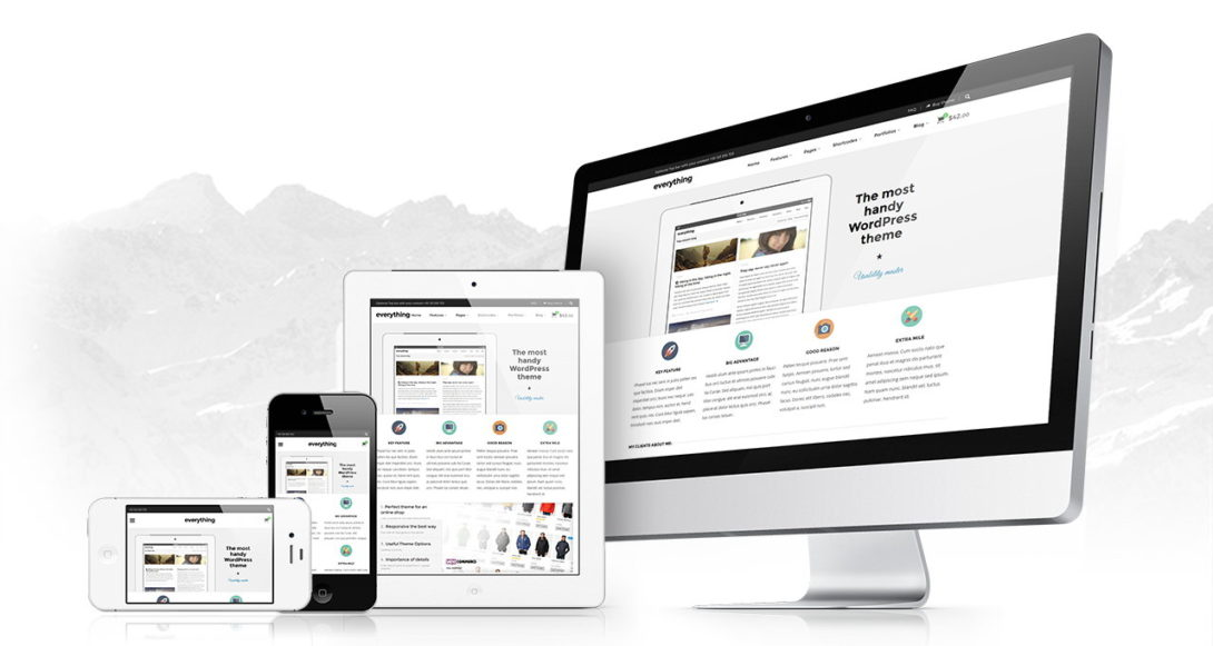 Your site will look good on any device.